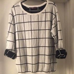 Used sweater Sz 18/20 long sleeve